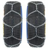 Sněhové řetězy Compass SNOW12 ÖNORM X50 nylon bag