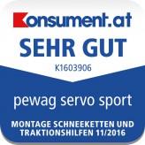 Sněhové řetězy Pewag Servo Sport RSS 60